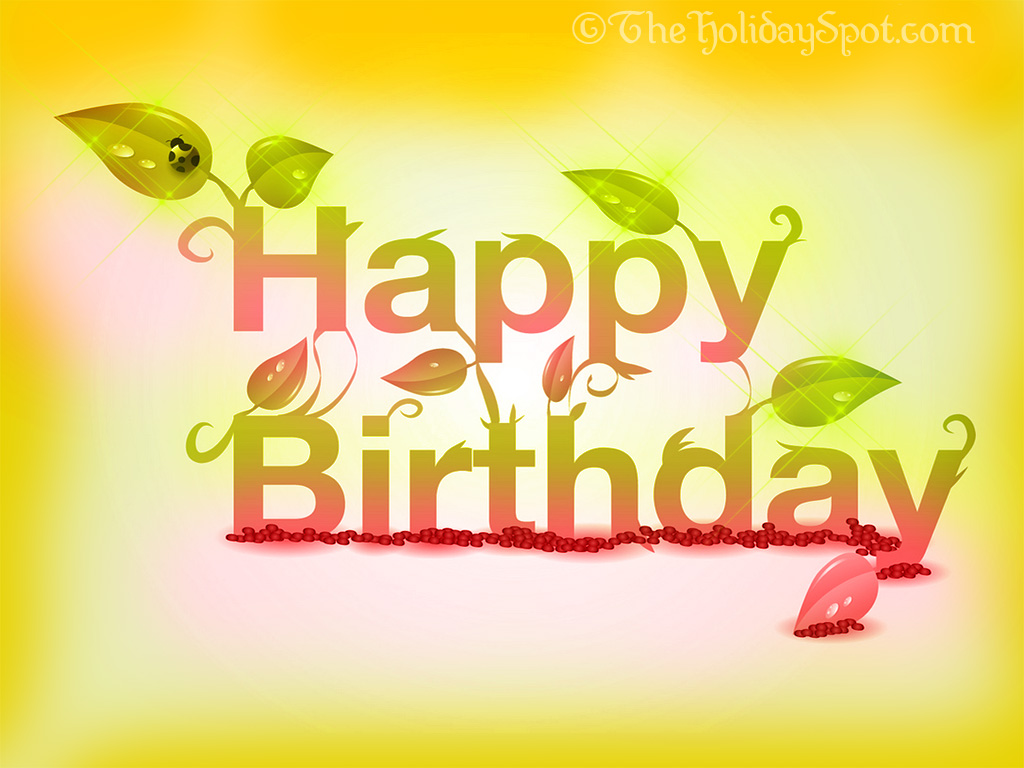 Happy Birthday Wallpapers Android Apps on Google Play 1024x768