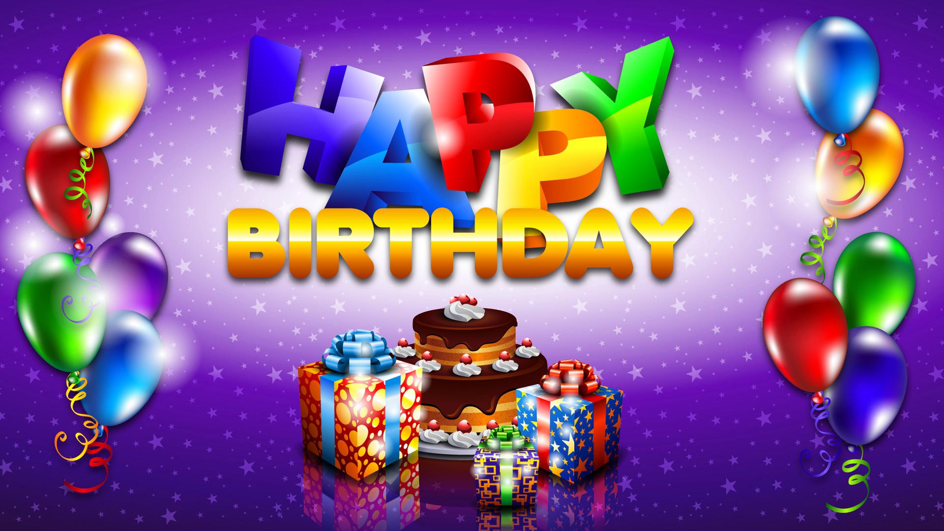 Открытка с днем рождения ребенка на английском языке, поздравлениями