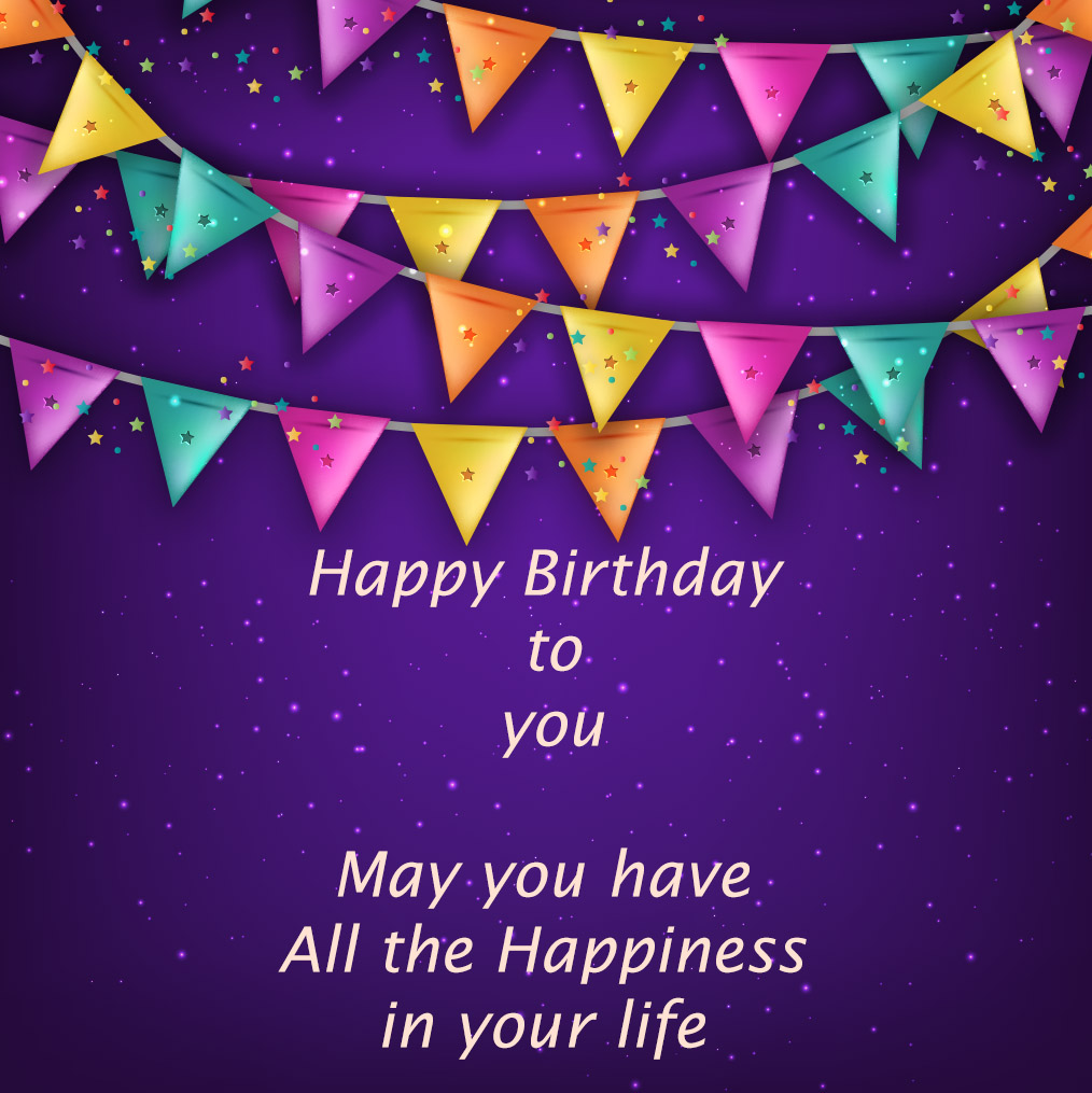 Happy Birthday Quotes Images Wallpapers 1014x1015