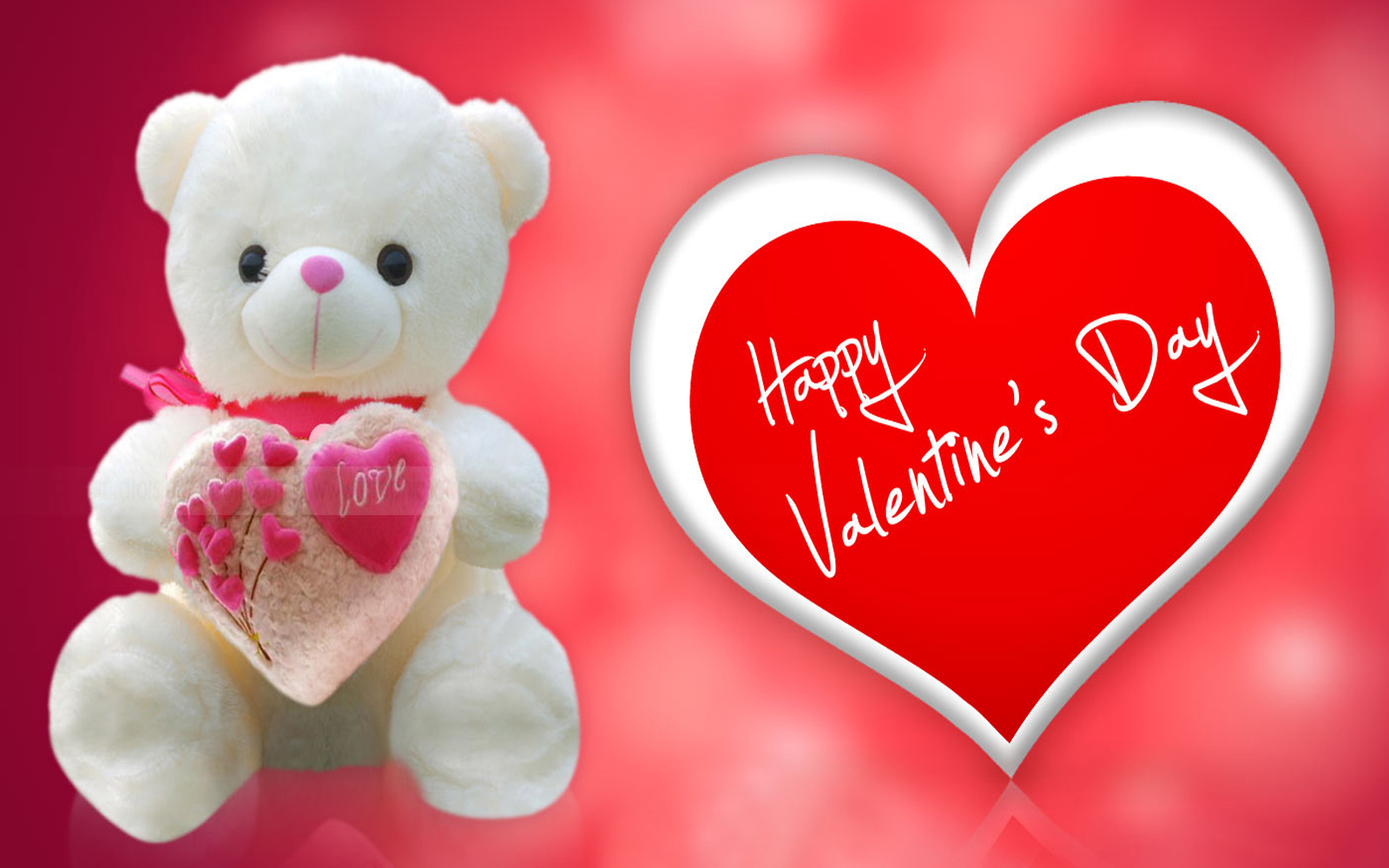 happy valentines day wallpaper free 50 wallpapers - Valentine Day Pics For Free