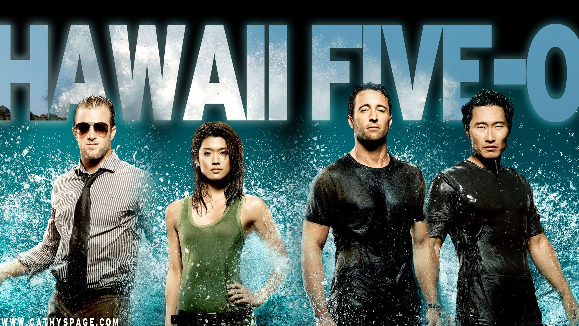 Hawaii Five  Mostly Five 1920x1080