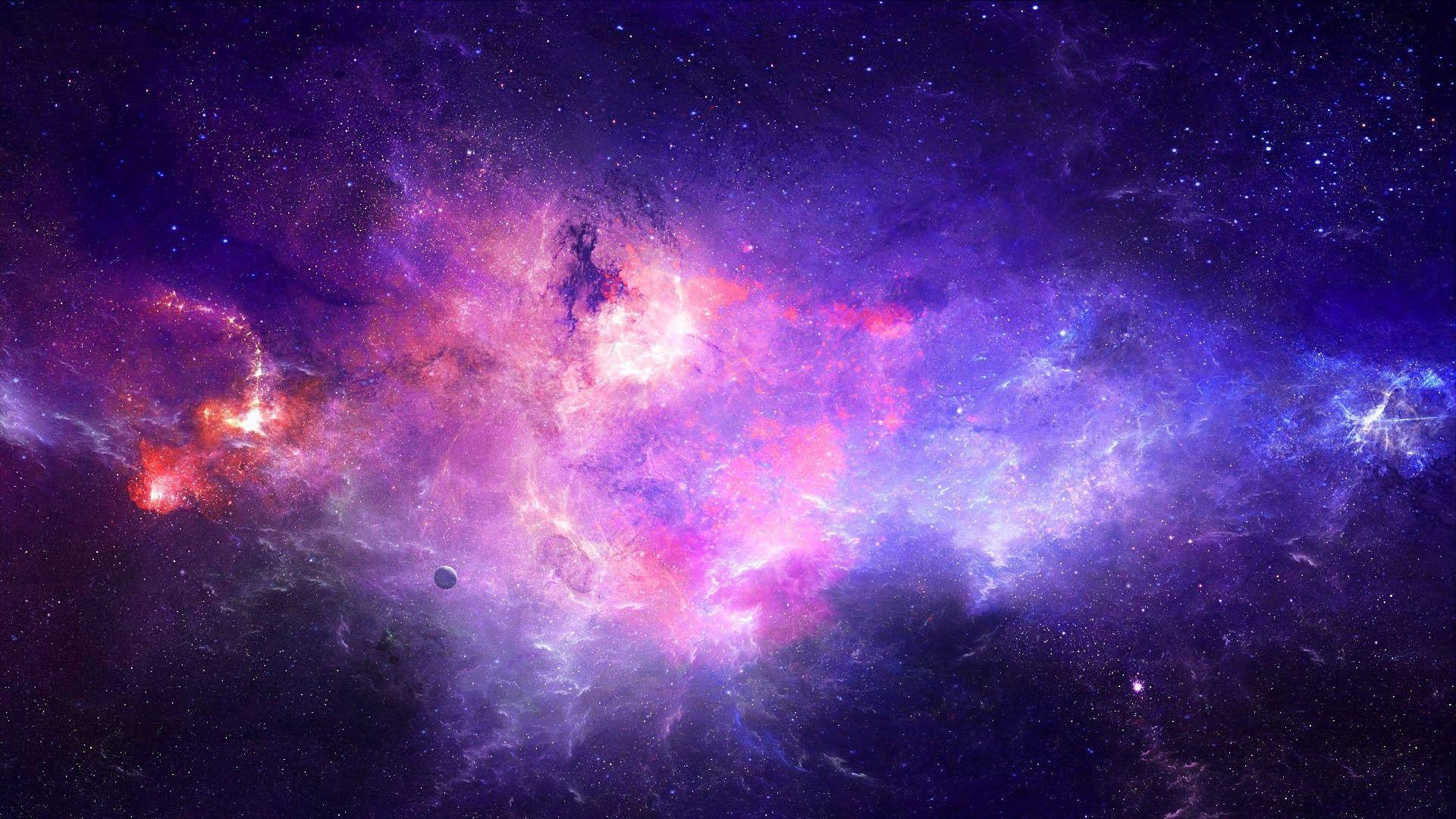 Hd Galaxy Wallpaper 001