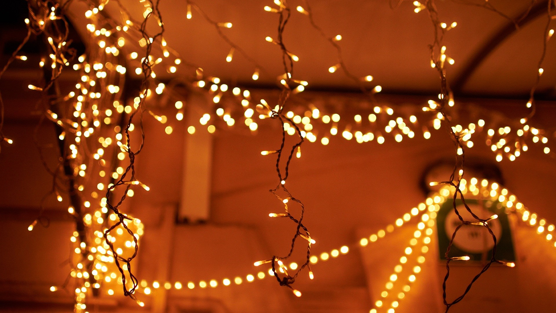 christmas lights clips wallpaper - photo #29