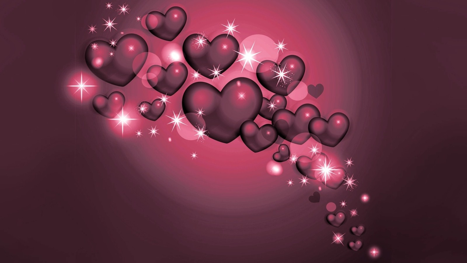 Friends4allu - The True Friendship Site: Love Heart Wallpapers ...
