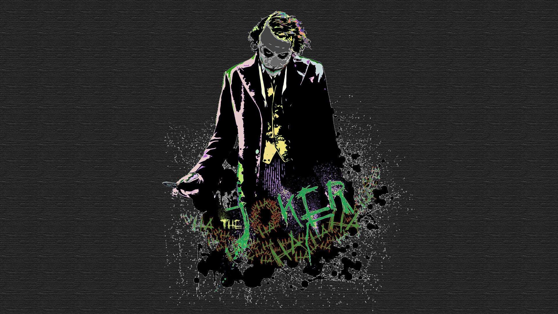 heath ledger joker wallpapers hd 035
