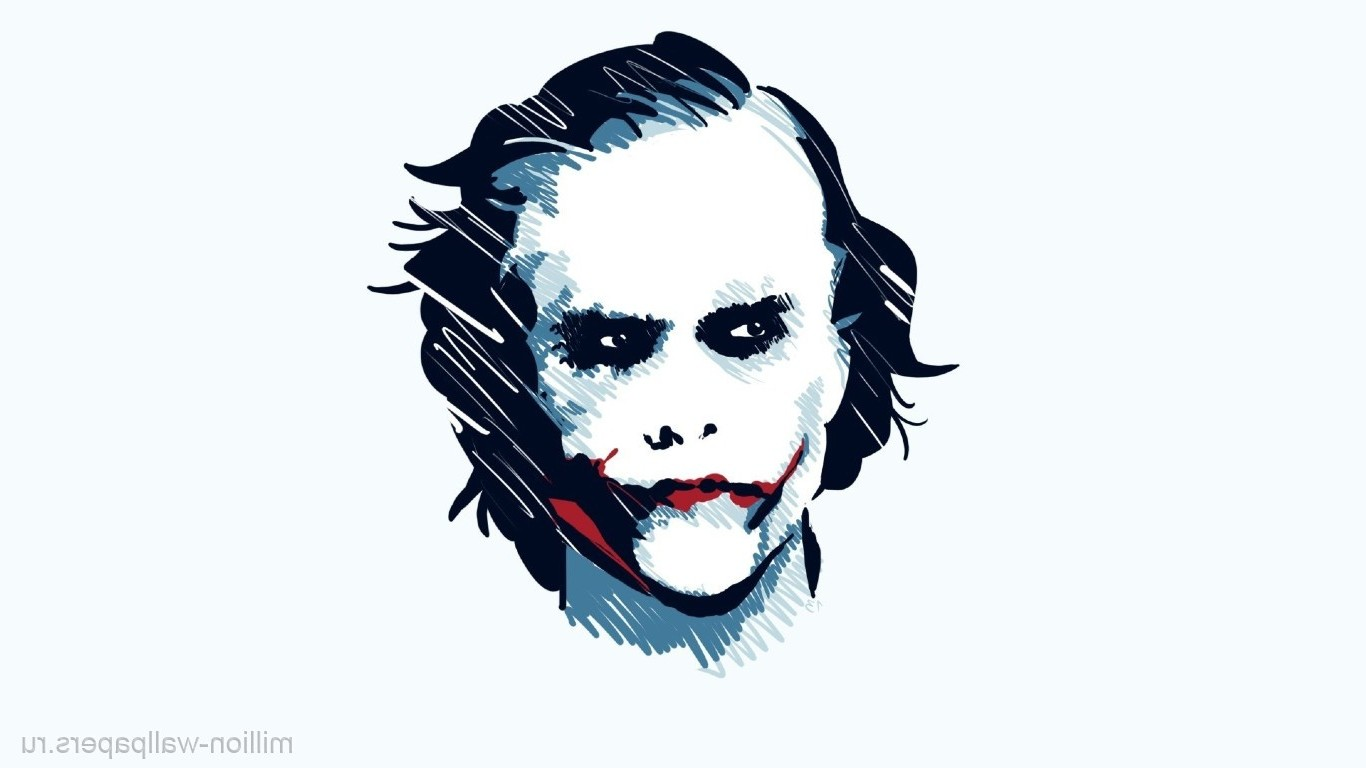 24+ Heath Ledger Joker Wallpaper  Background