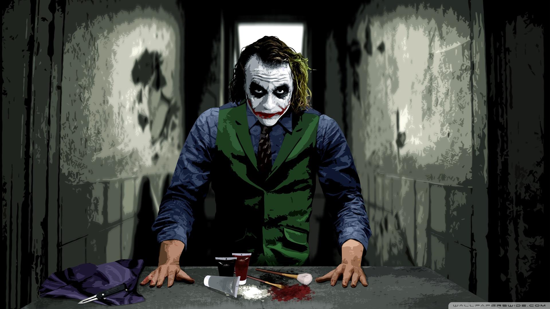 joker heath ledger wallpaper - photo #21