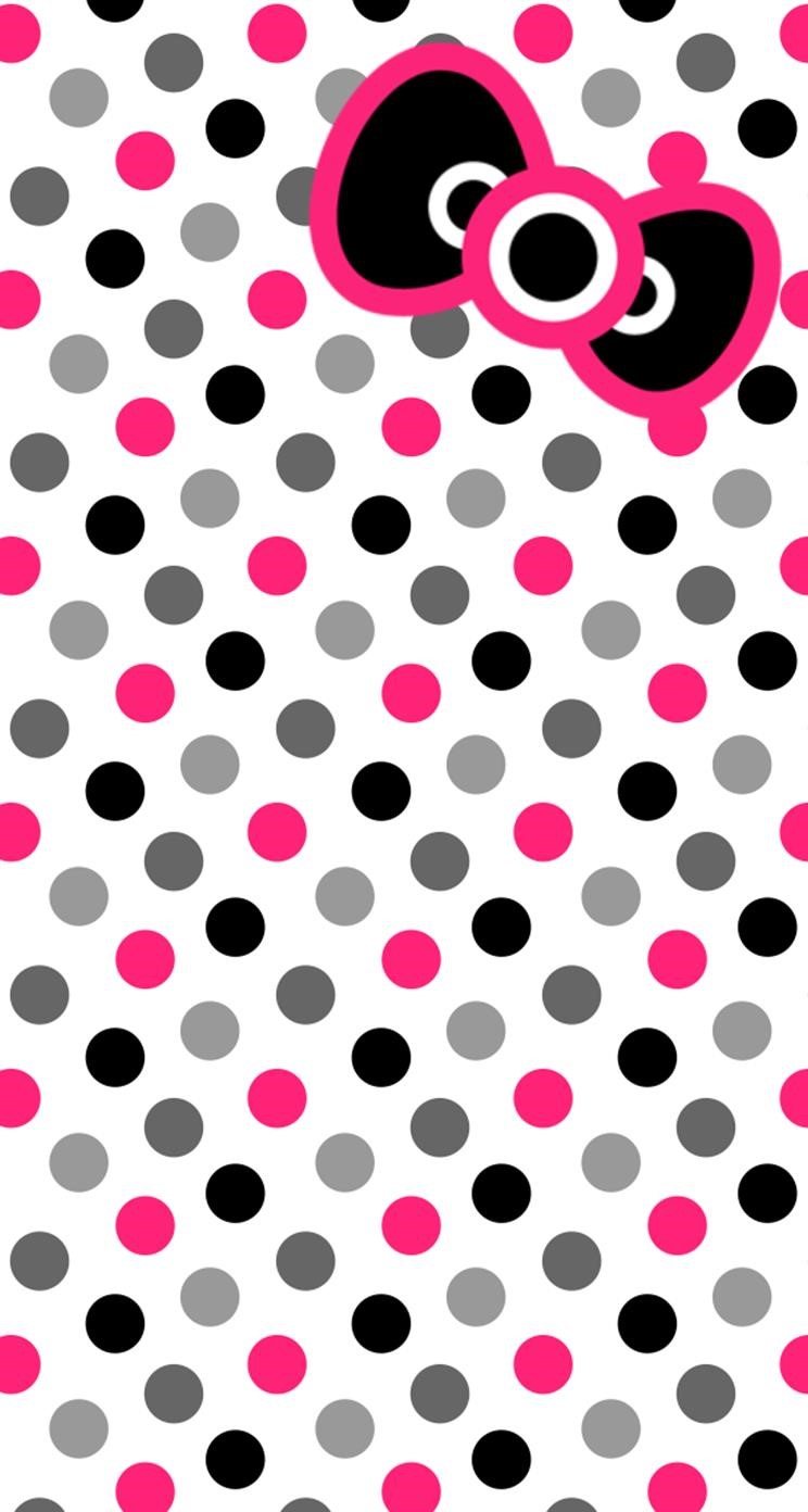 Christmas Hello Kitty Wallpapers Wallpaper 744x1392