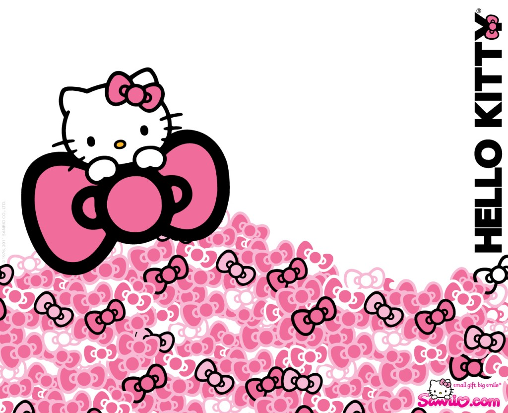 Hello Kitty Wallpaper HD  PixelsTalk Hello Kitty Wallpapers HD Group  1024x832