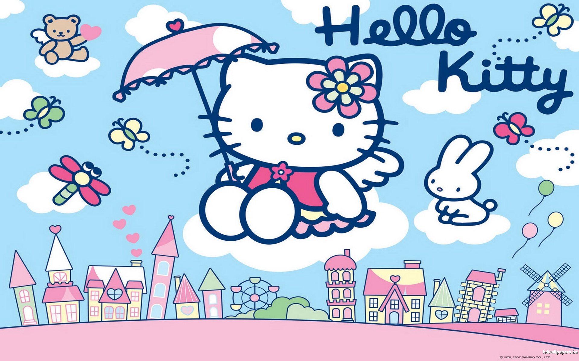 Fantastic Wallpaper Hello Kitty Winter - Hello-Kitty-Wallpapers-026  Pic_36815.jpg