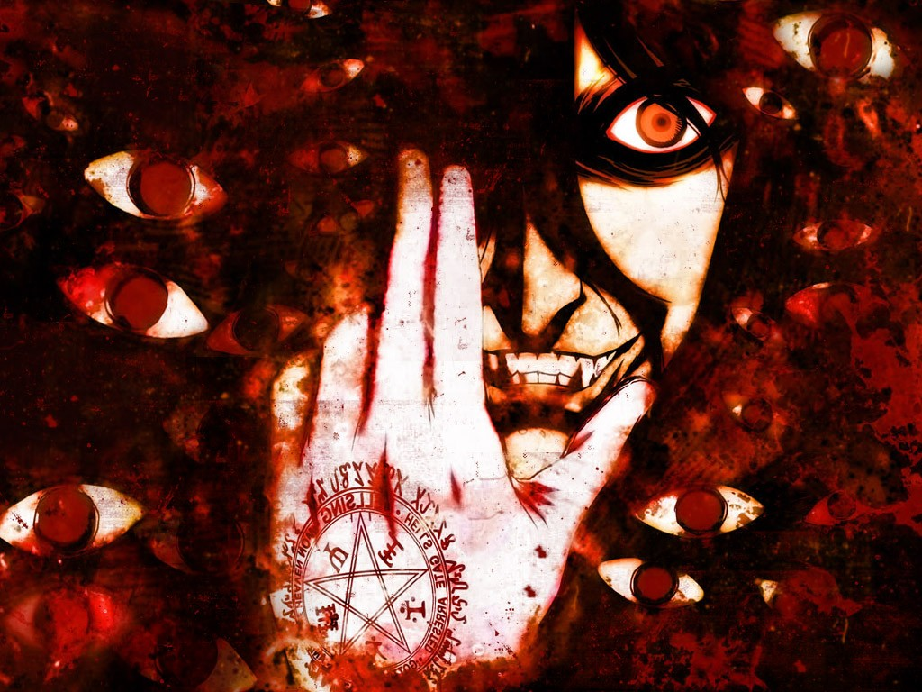 Hellsing Ultimate Wallpapers Wallpaper 1024x768
