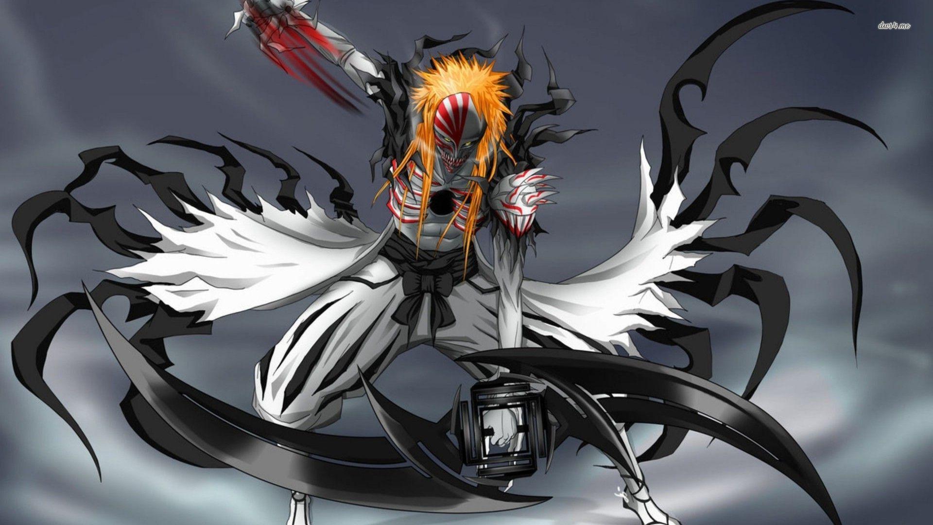 86 Entries In Bleach Manga Wallpapers Group Hollow Ichigo