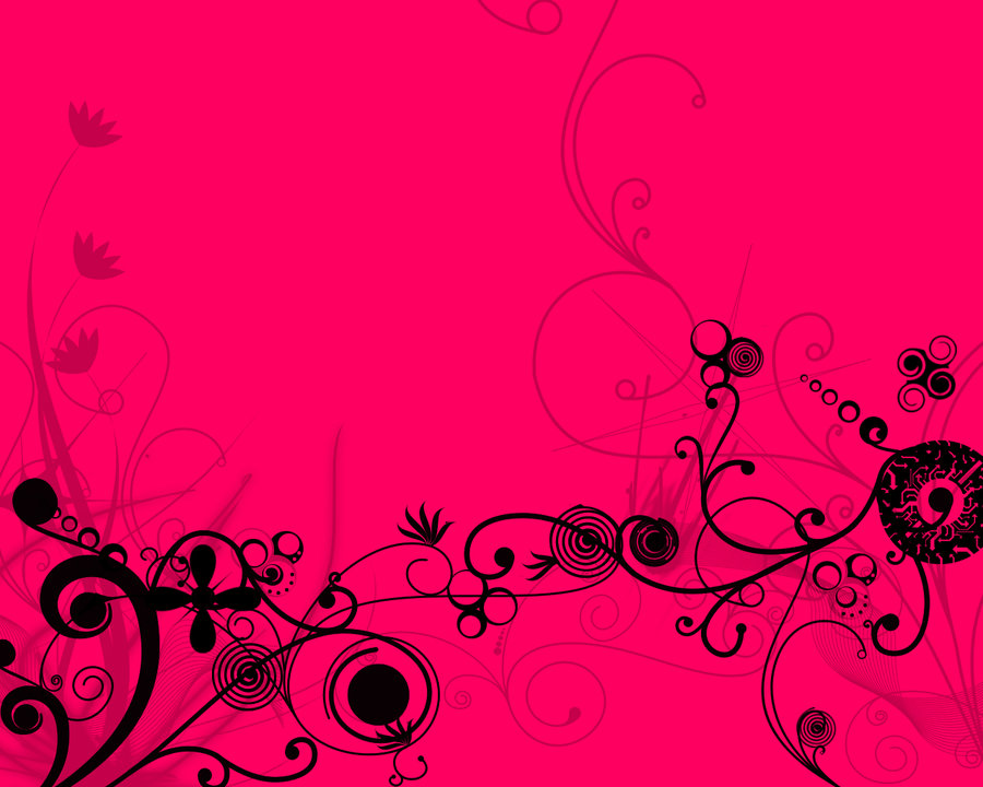 Hot Pink Flower Wallpapers (39 Wallpapers) – Adorable