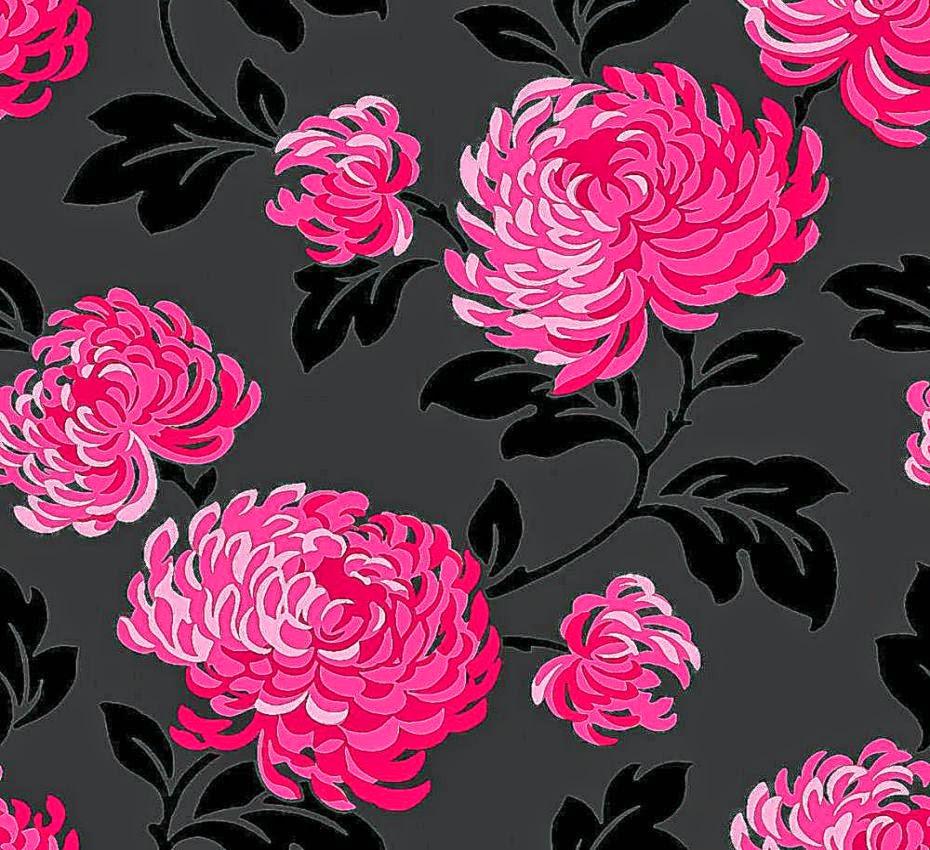 Pink Flowers Wallpaper: Hot Pink Flower Wallpapers (39 Wallpapers)