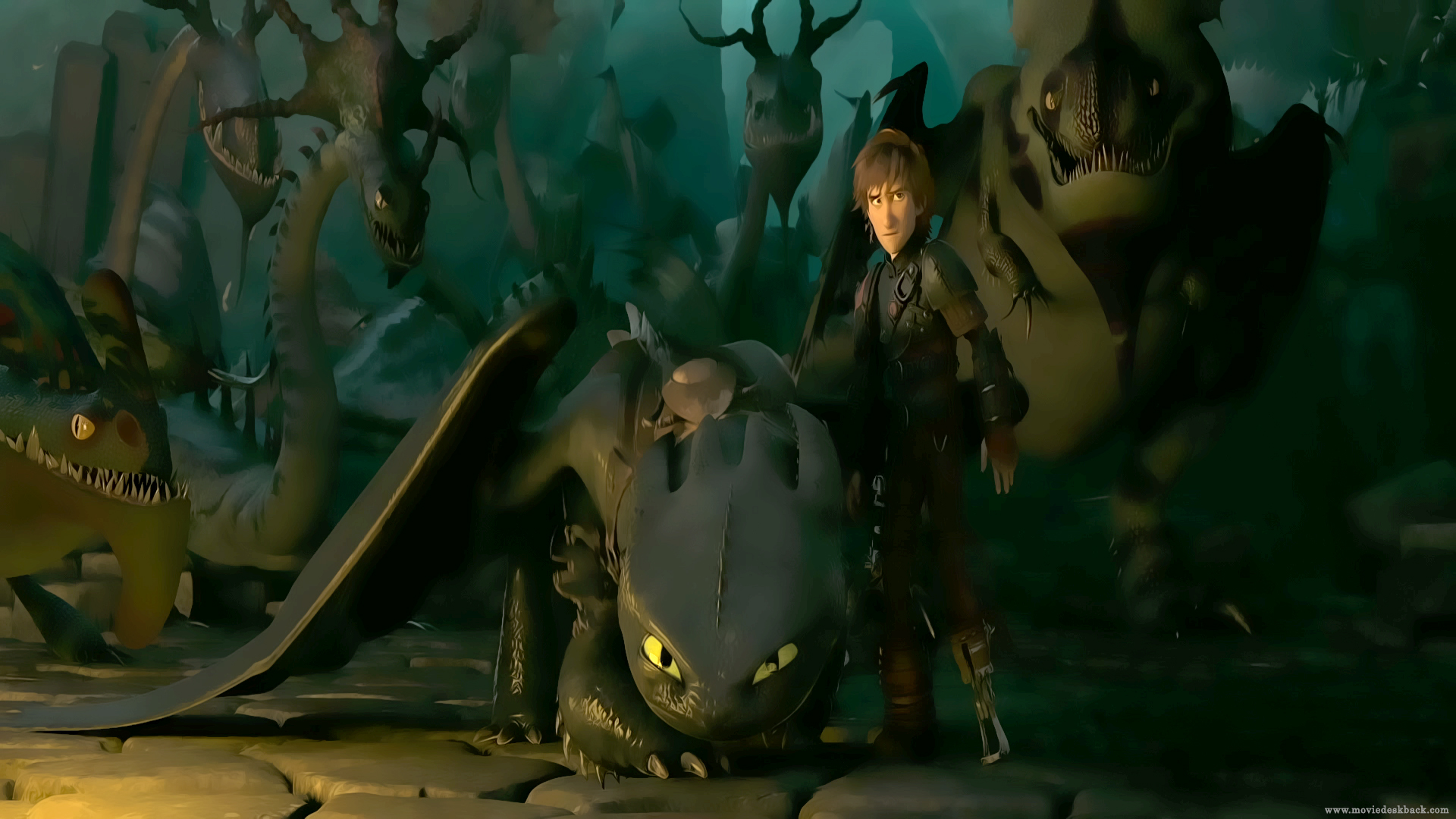 How To Train Your Dragon Hd Wallpapers Backgrounds 1920x1080