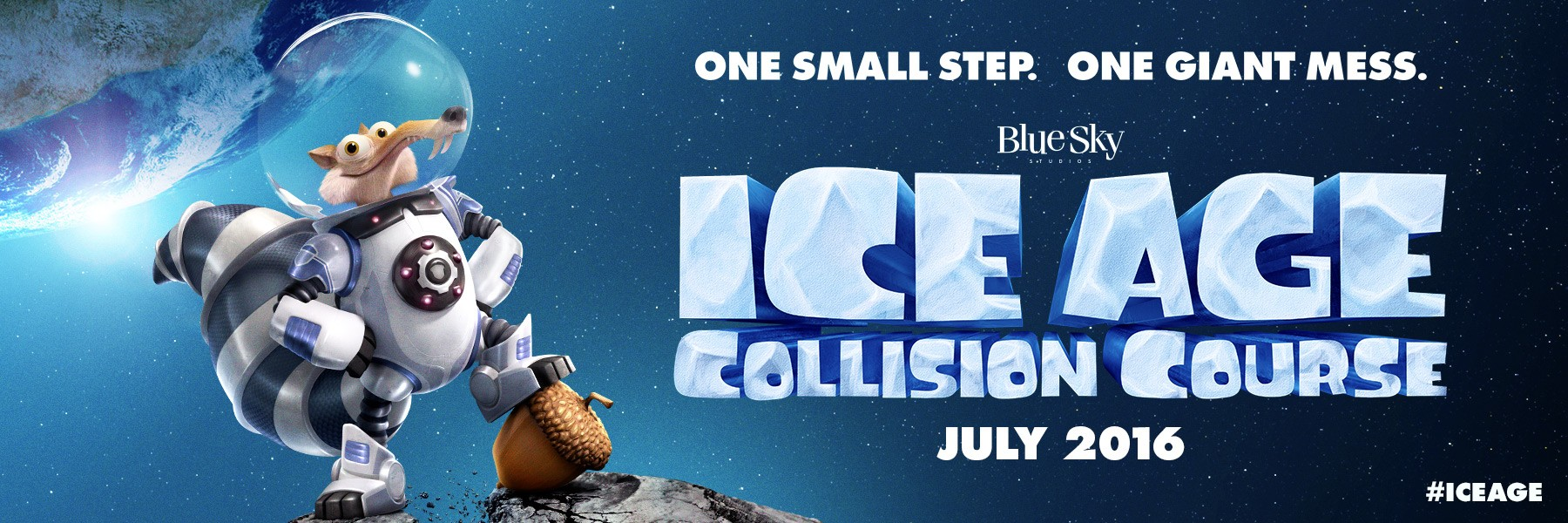 Ice Age Collision Course Movie Wallpapers Hd Wallpapers 1800x600