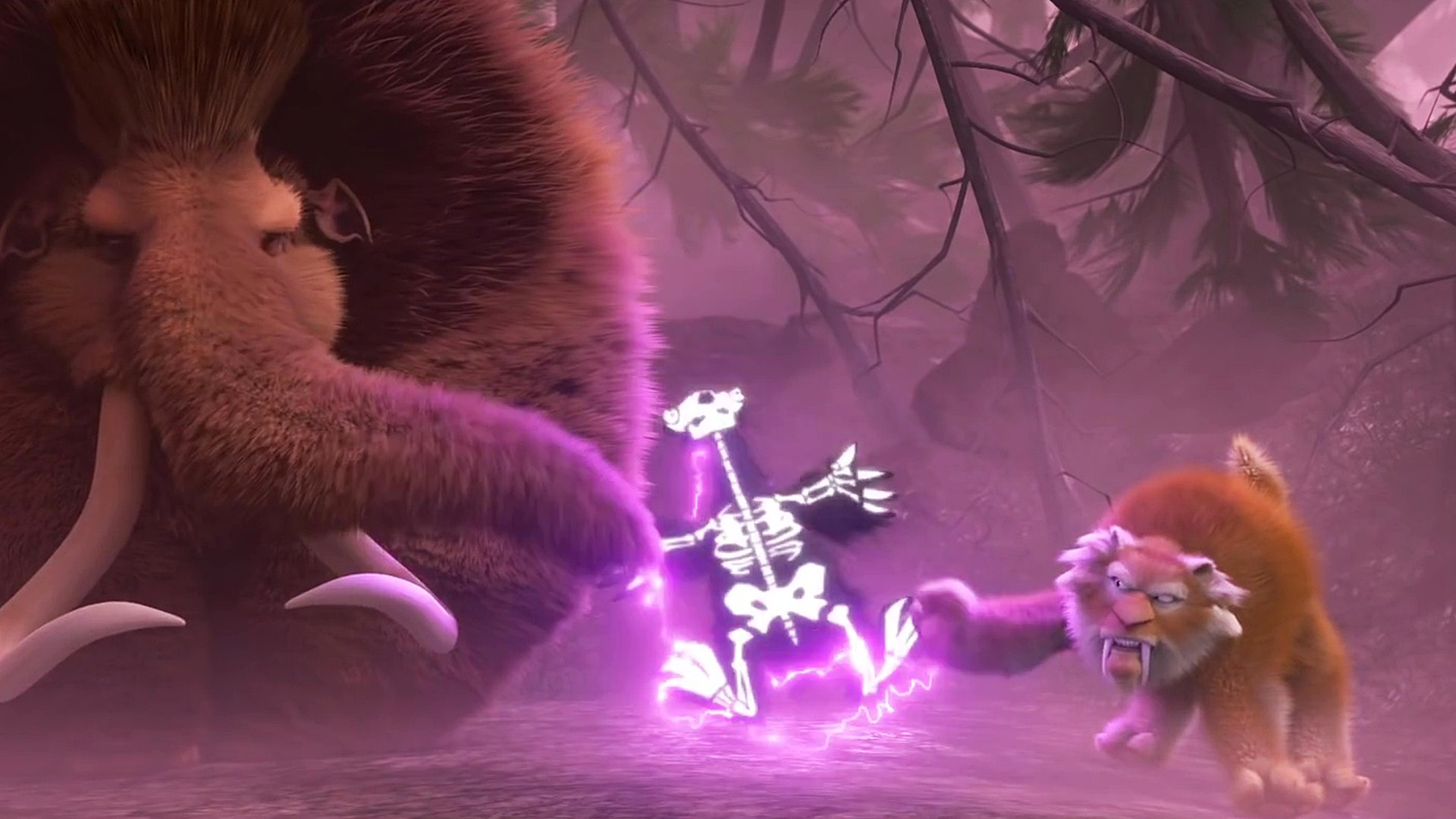 Ice Age Collision Course Wallpaper Movies Ice Age 1920x1080
