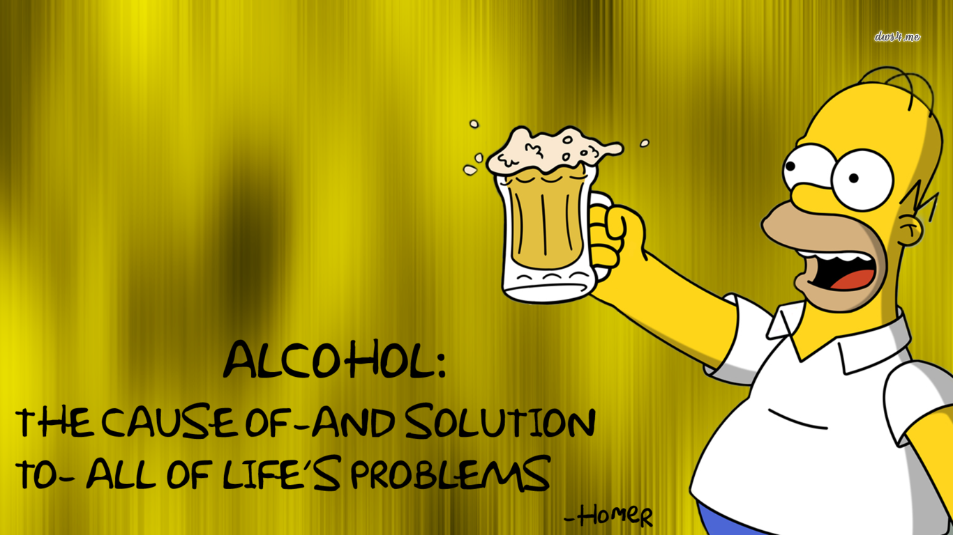 the simpsons hd wallpapers download  Desktop Backgrounds for Free 1366x768