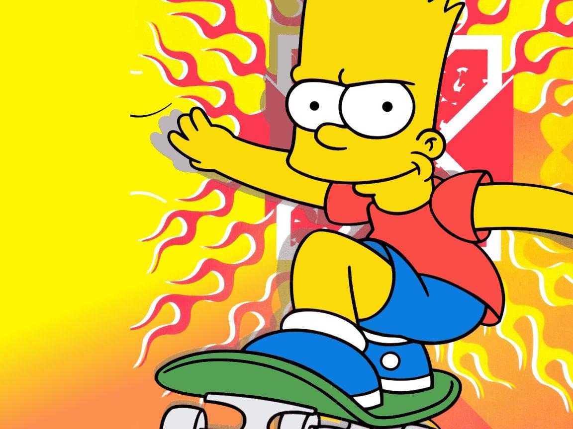 Simpsons Wallpaper Mac Wallpapers Free Simpsons Wallpaper