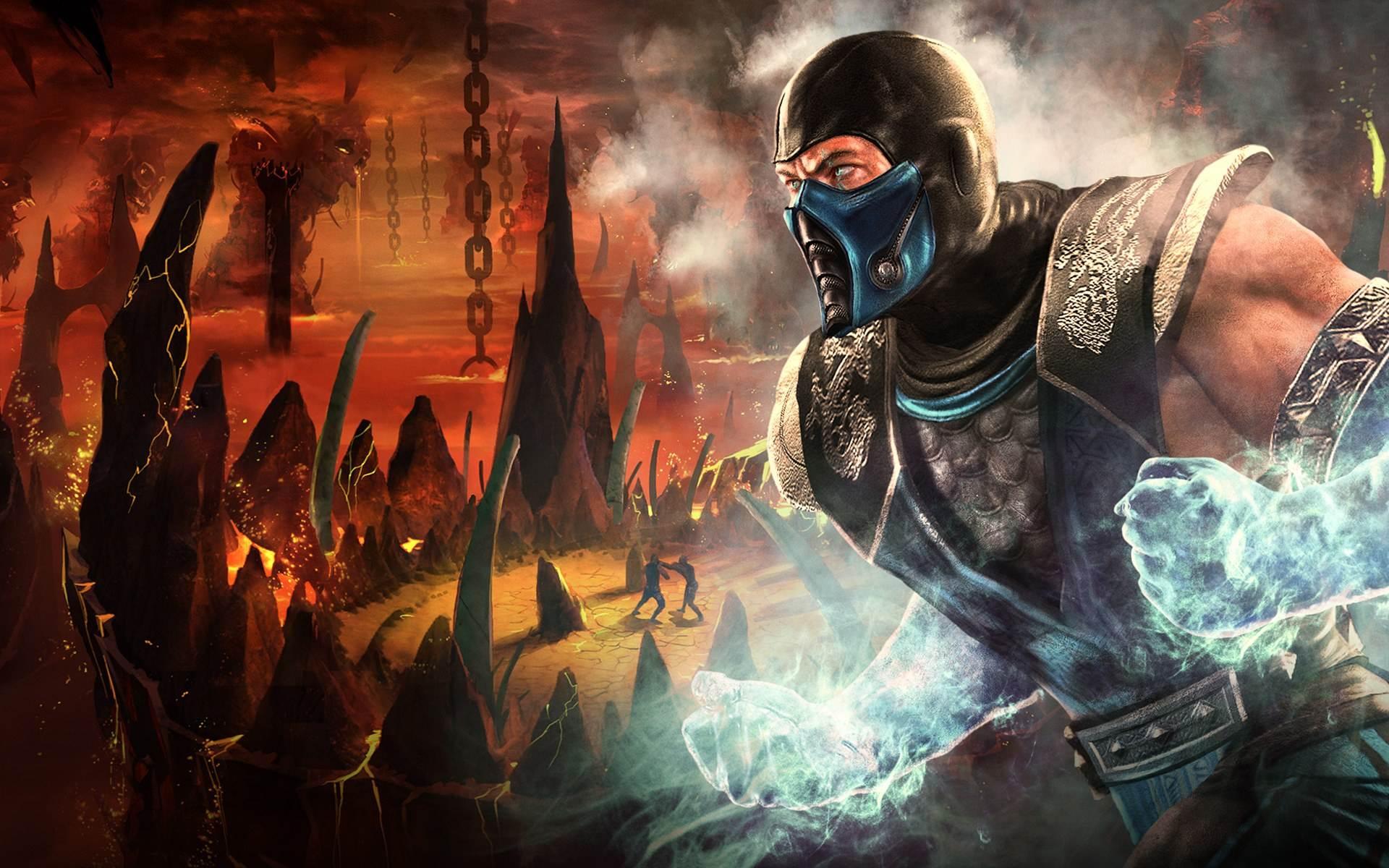 Mortal Kombat komplete Edition images Mk wallpaper HD