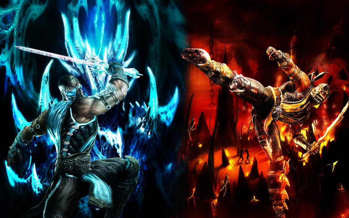 Mortal Kombat X Wallpaper Hd 1131x707