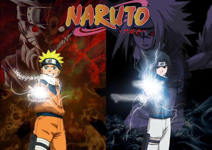 Imagenes De Naruto Y Sasuke Wallpapers 025