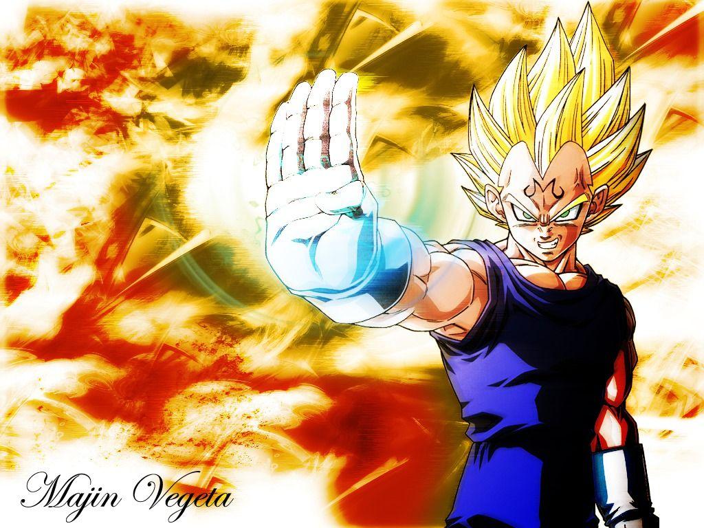 Dragon Ball Z Imagenes Goku Vs Majin Vegeta HD Fondo De Pantalla