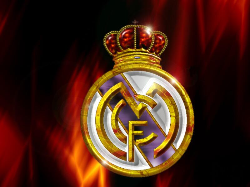 Real Madrid Logo Wallpapers Hd Wallpaper 800x600
