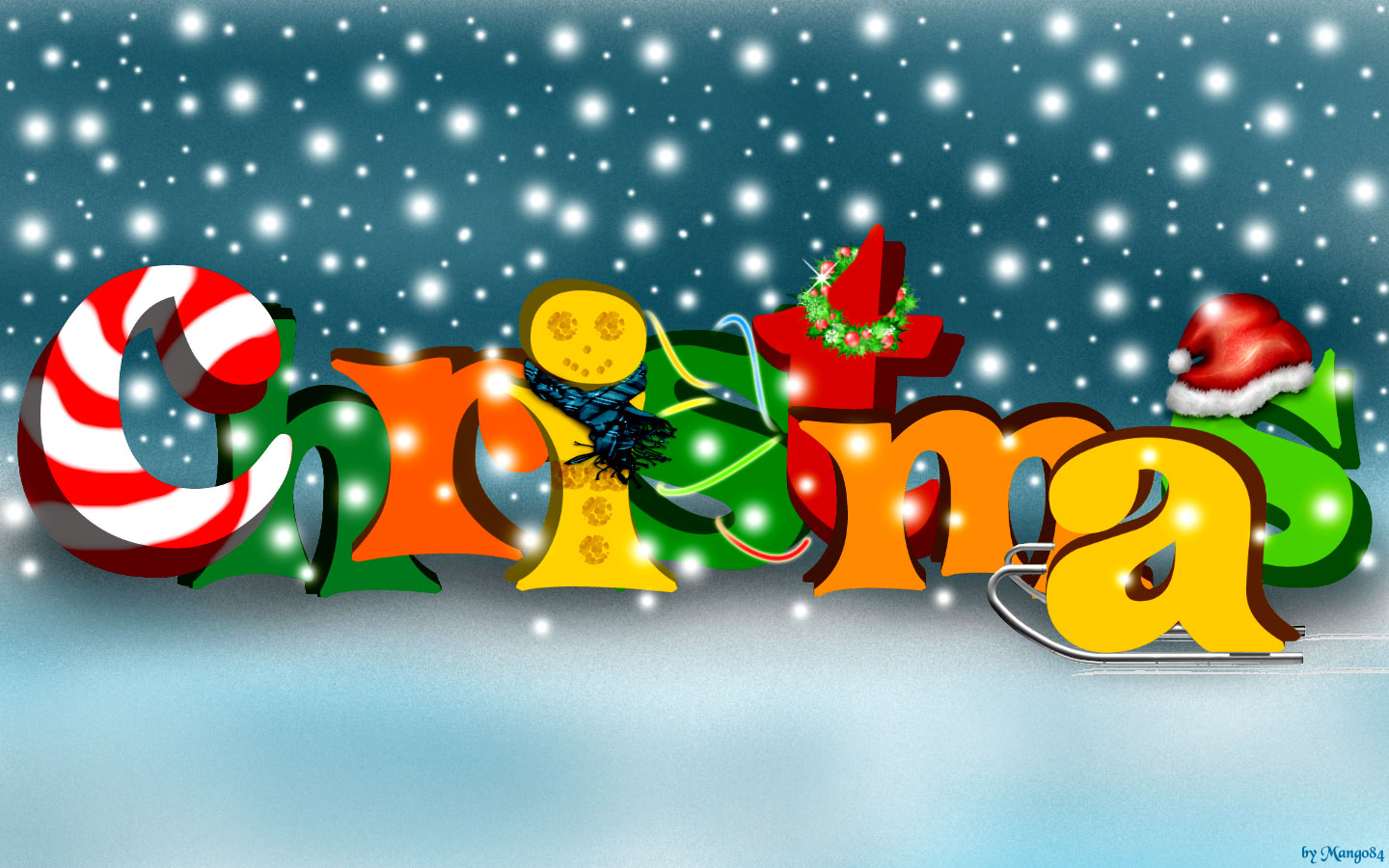 Christmas Wallpapers  Xmas HD Desktop Backgrounds  Page  1440x900