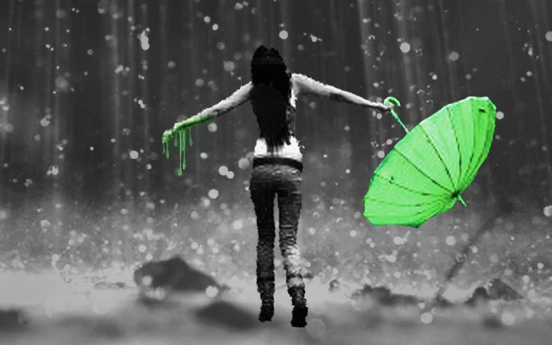 Rain Love Girl Wallpaper : Images Of Rain Wallpapers (37 Wallpapers) Adorable ...