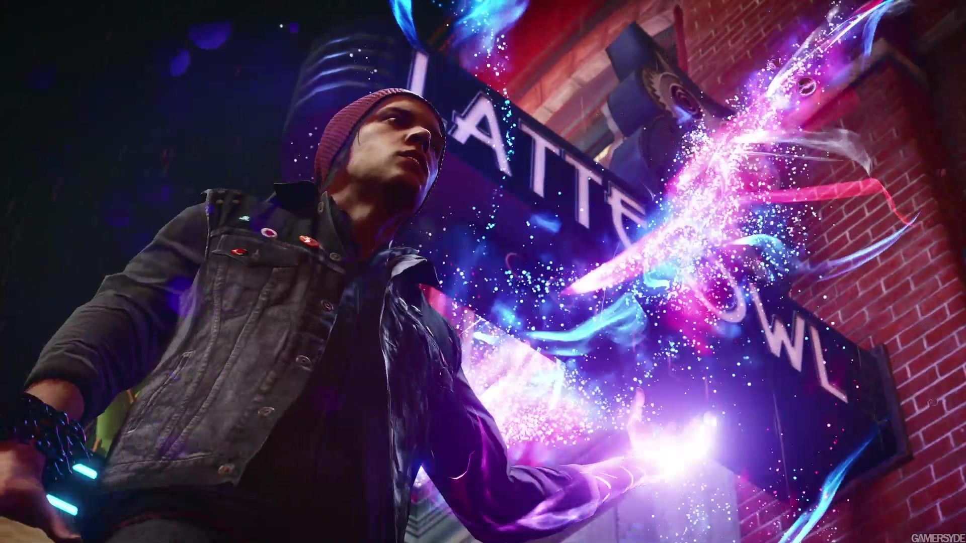 Infamous Second Son Wallpaper 32 Wallpapers Adorable Wallpapers