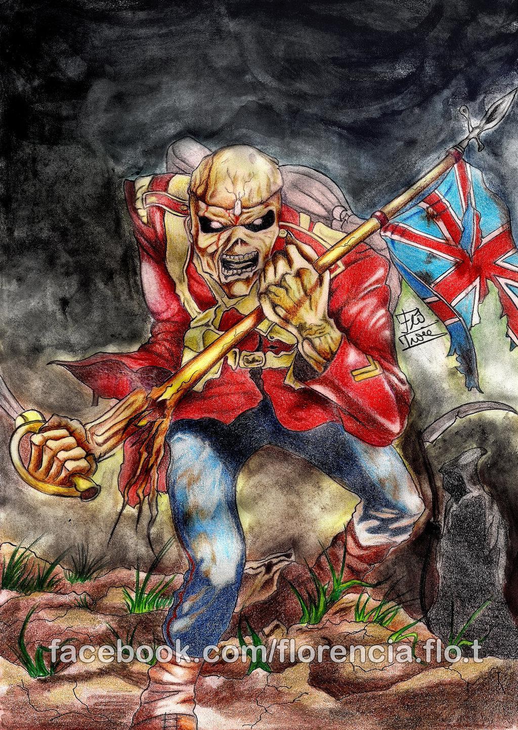 Iron Maiden Fear Of The Dark Artwork Dark In