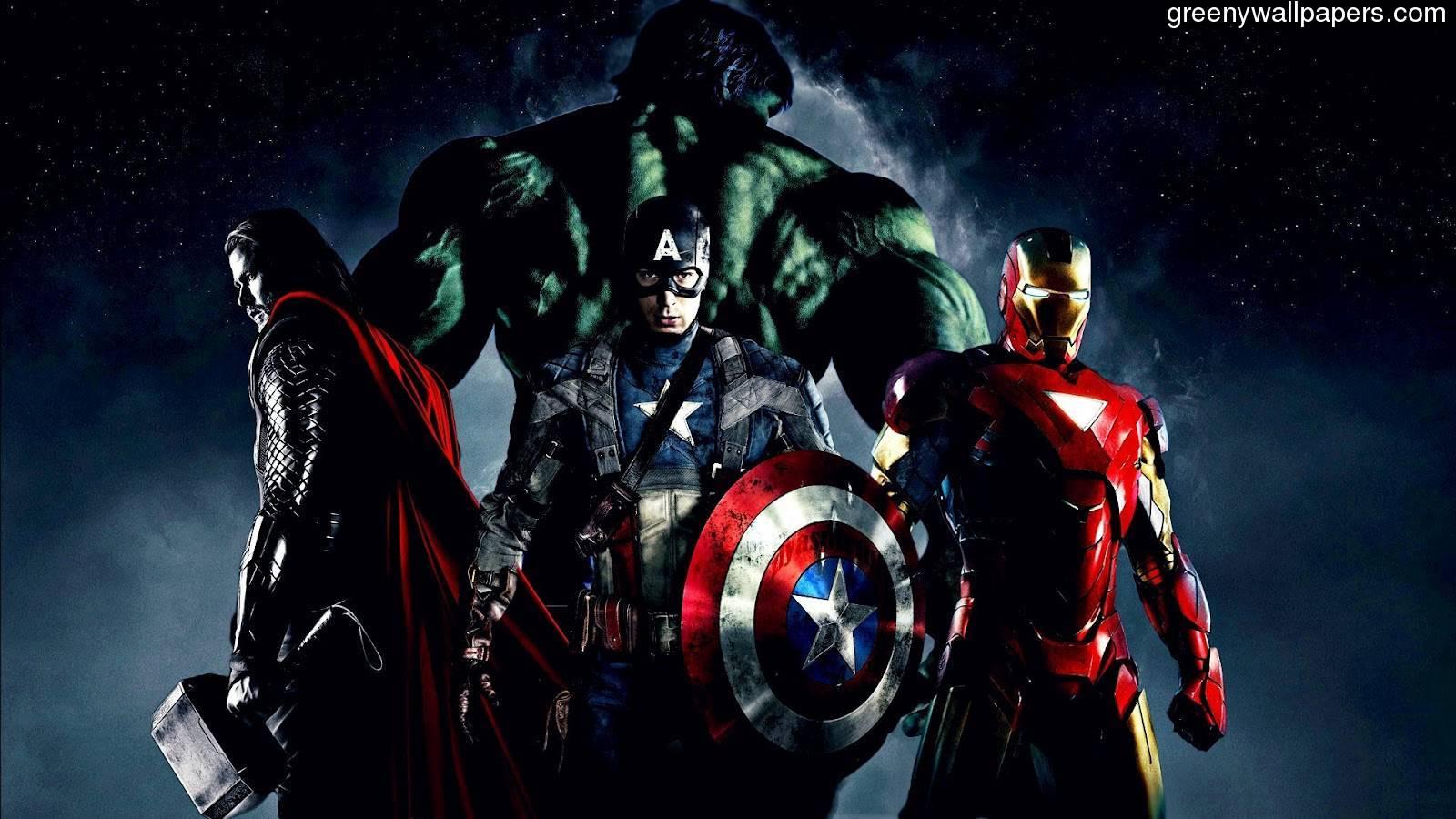 Iron Man Hd Free Wallpaper Download 1600x900