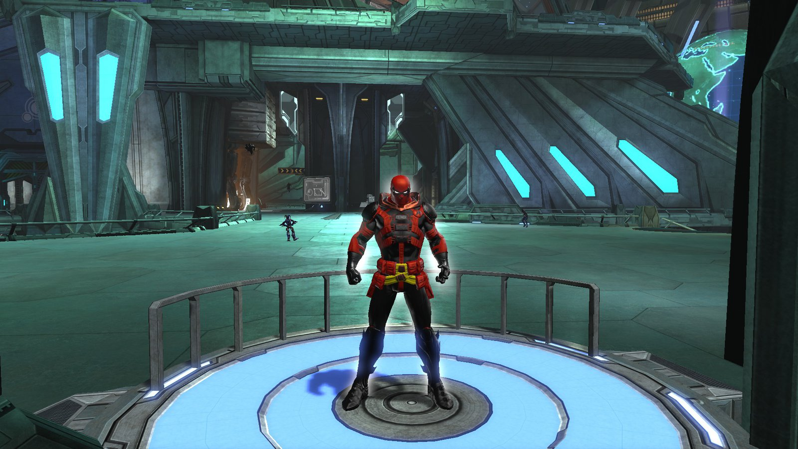 DCUO Jason Todd by Kenred on