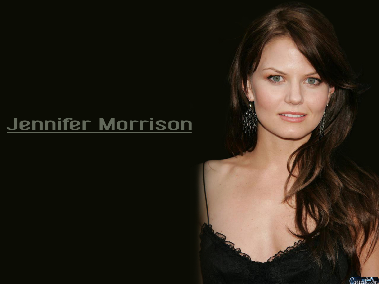 Jennifer Morrison Wallpapers High Quality  Download Free 1600x1200