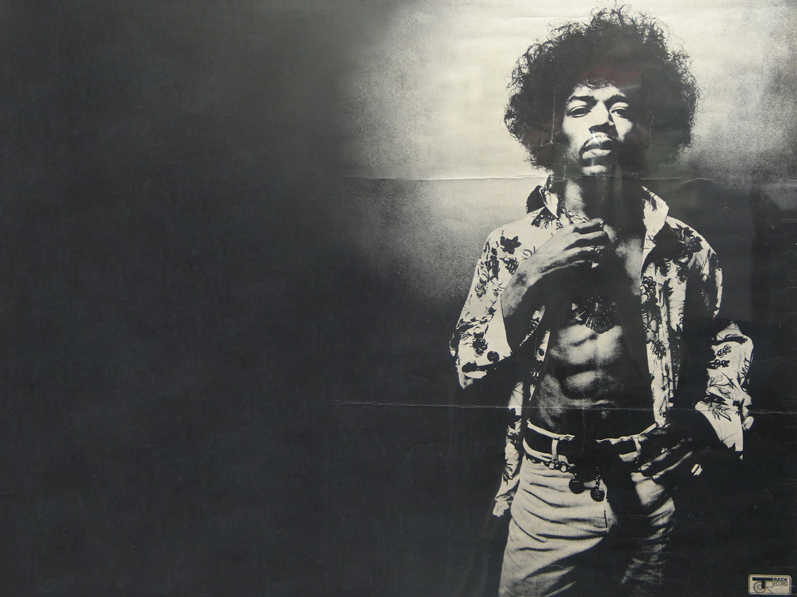 Jimi Hendrix HD Wallpapers and Backgrounds 1600x1200