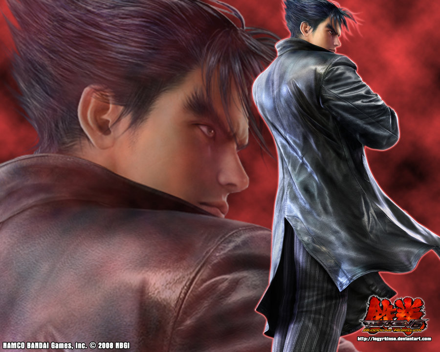 Tekken 6 Jin Kazama Vs Heihachi Mishima Match Up - YouTube