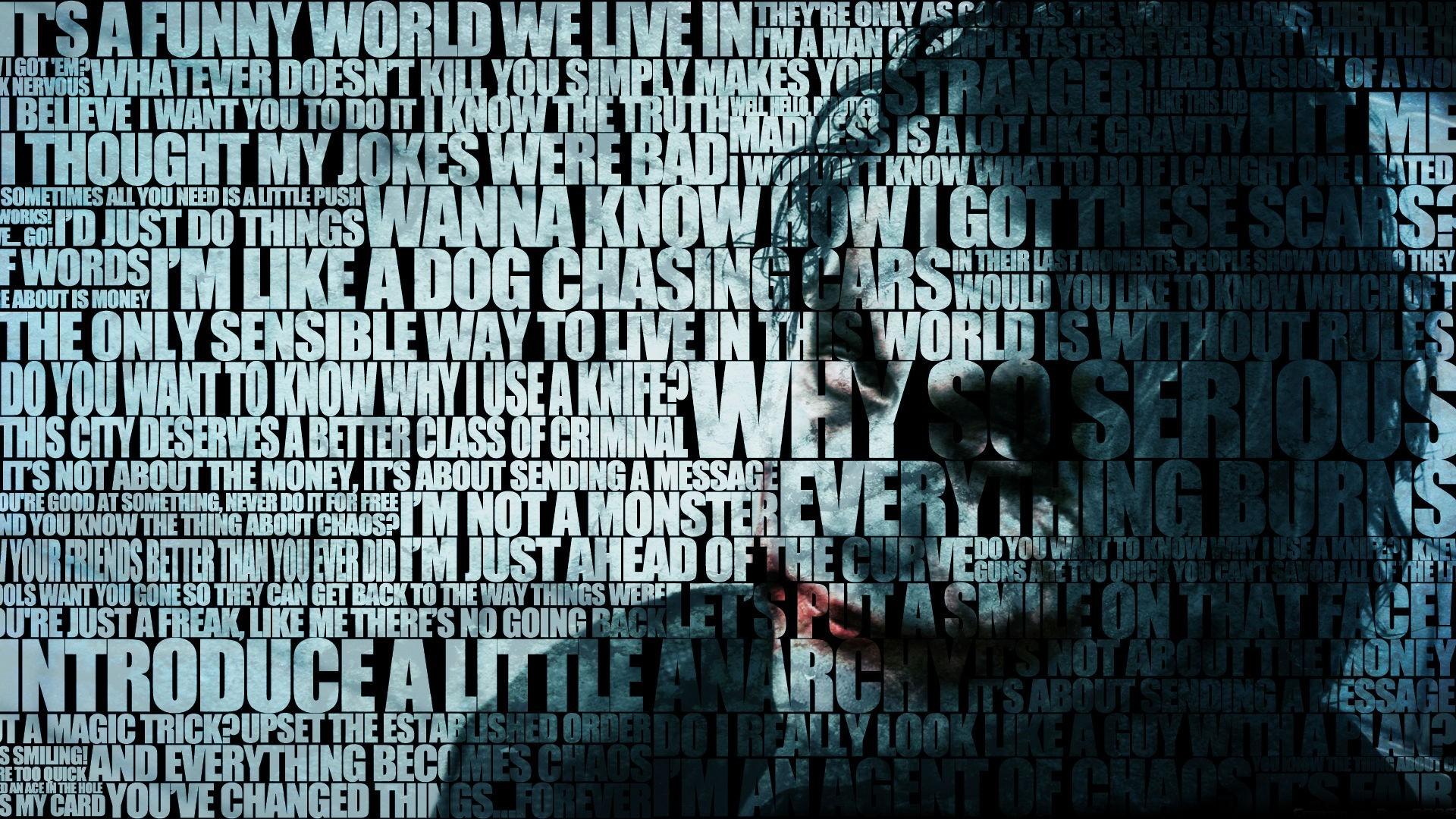 Joker K Hd Desktop Wallpaper For K Ultra Hd Tv Tablet