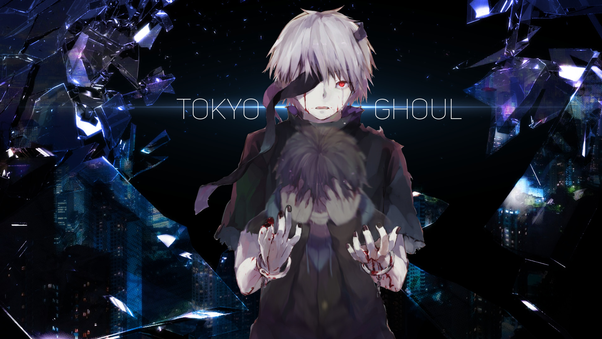 Tokyo Ghoul Wallpapers HD background