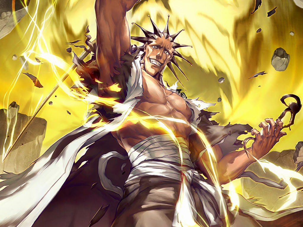 Kenpachi Zaraki Wallpapers  X