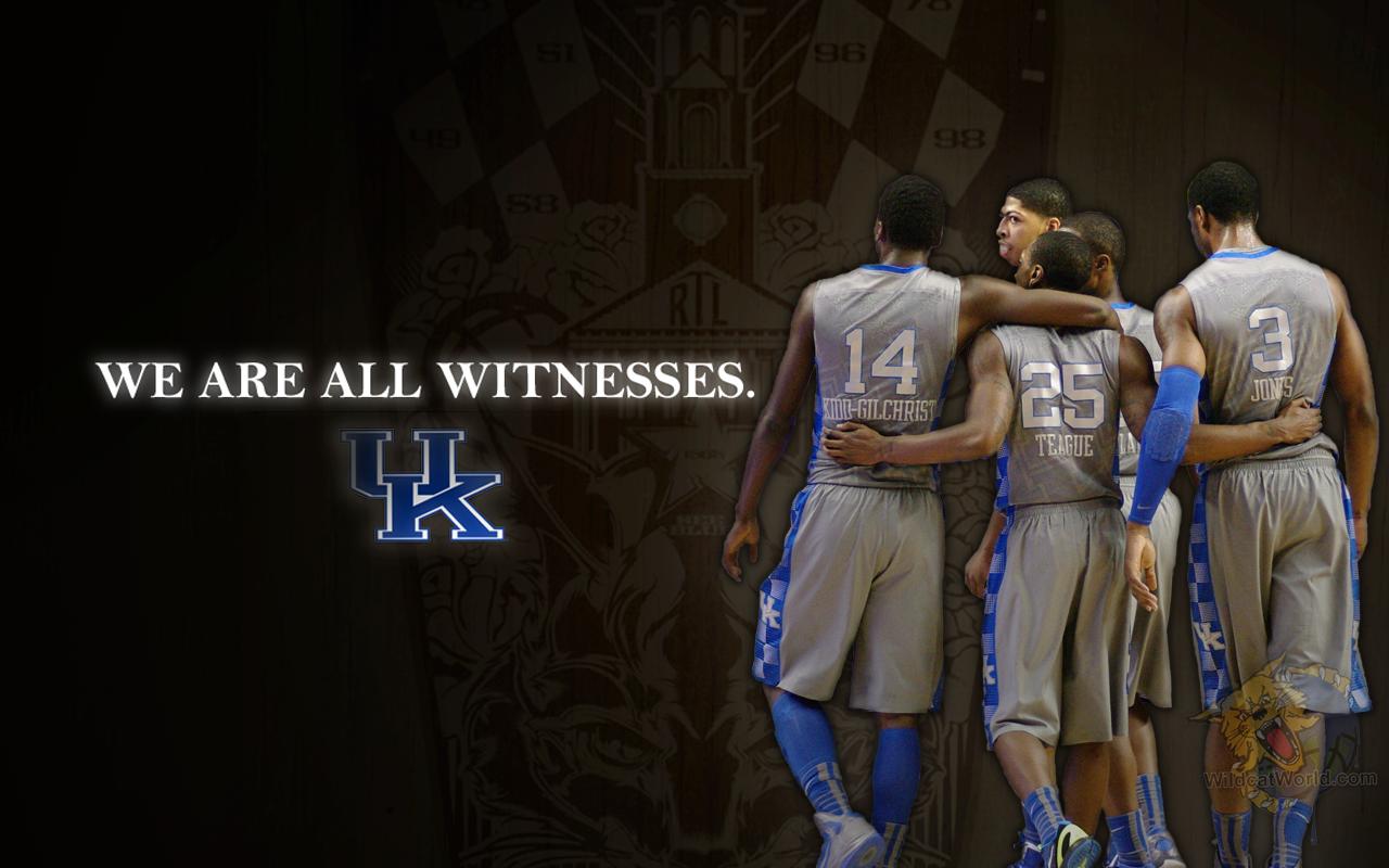 Kentucky Wildcats Desktop Wallpaper 1280x800