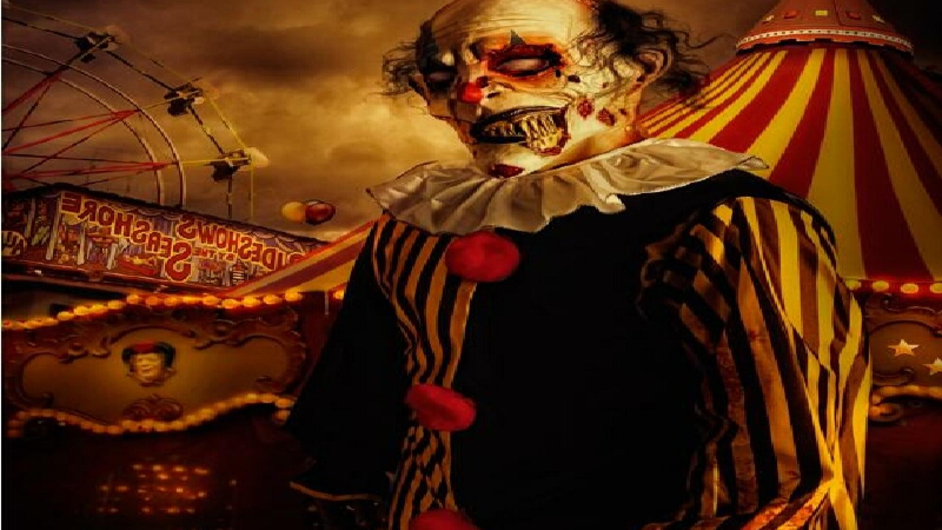 evil clown wallpapers for android