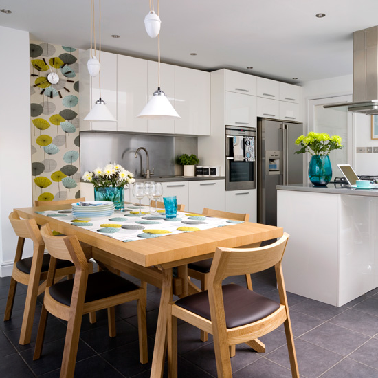 Buy Galerie Aquarius Lemons Kitchen Wallpaper Yellow G 550x550
