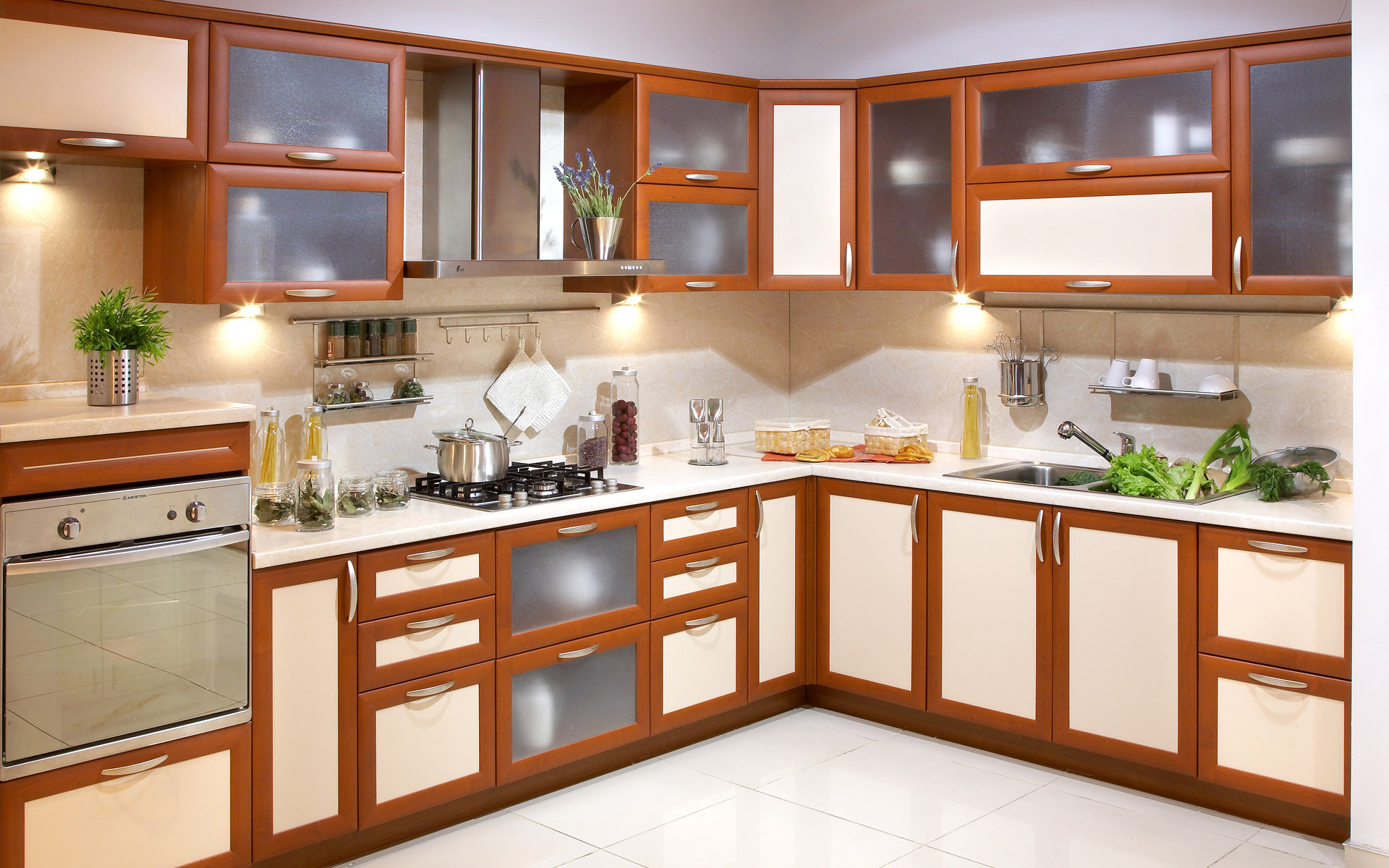 Kitchen Wallpaper 34 Wallpapers Adorable Wallpapers