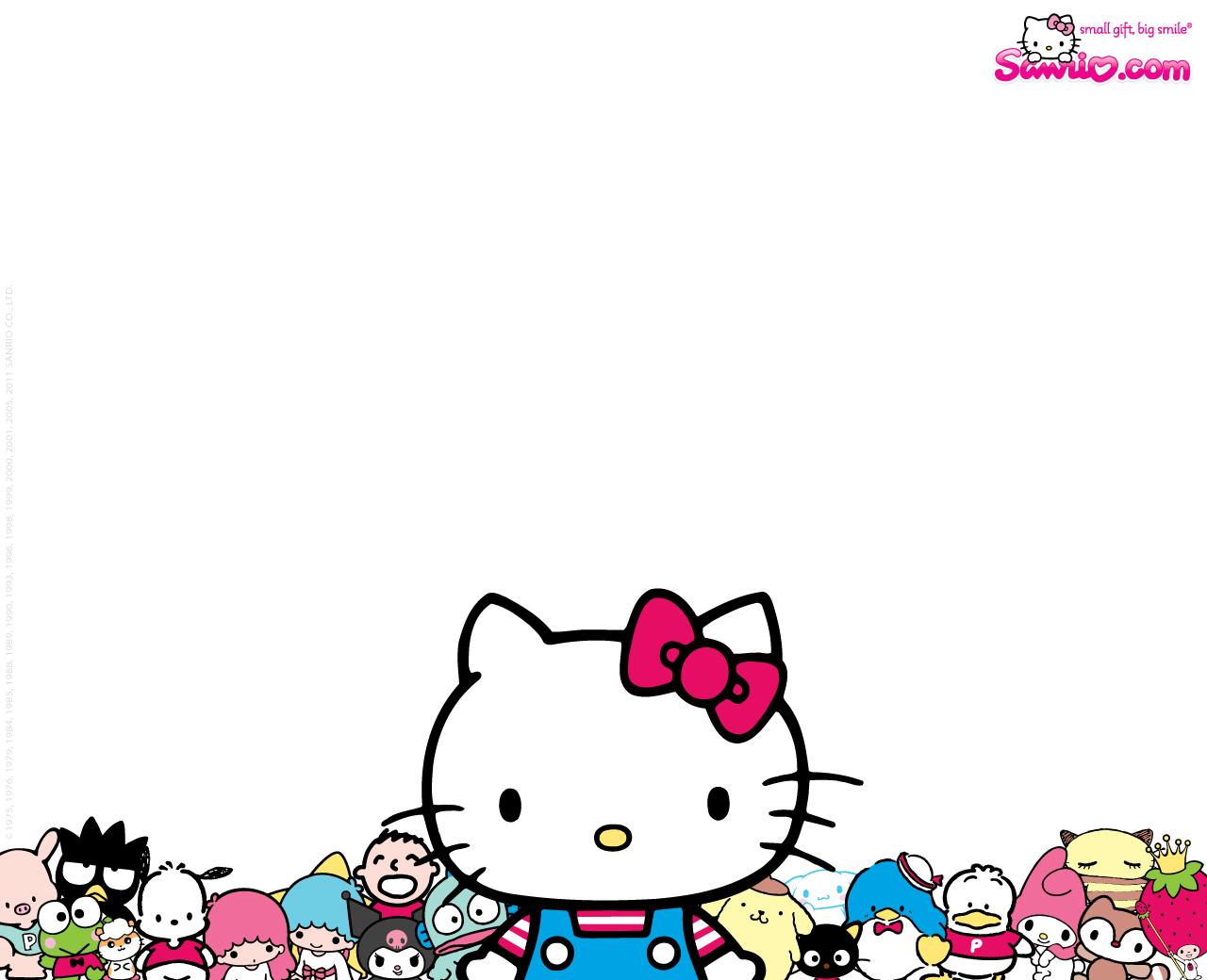 Best Ideas About Hello Kitty Wallpaper Hd On Pinterest 1280x1040