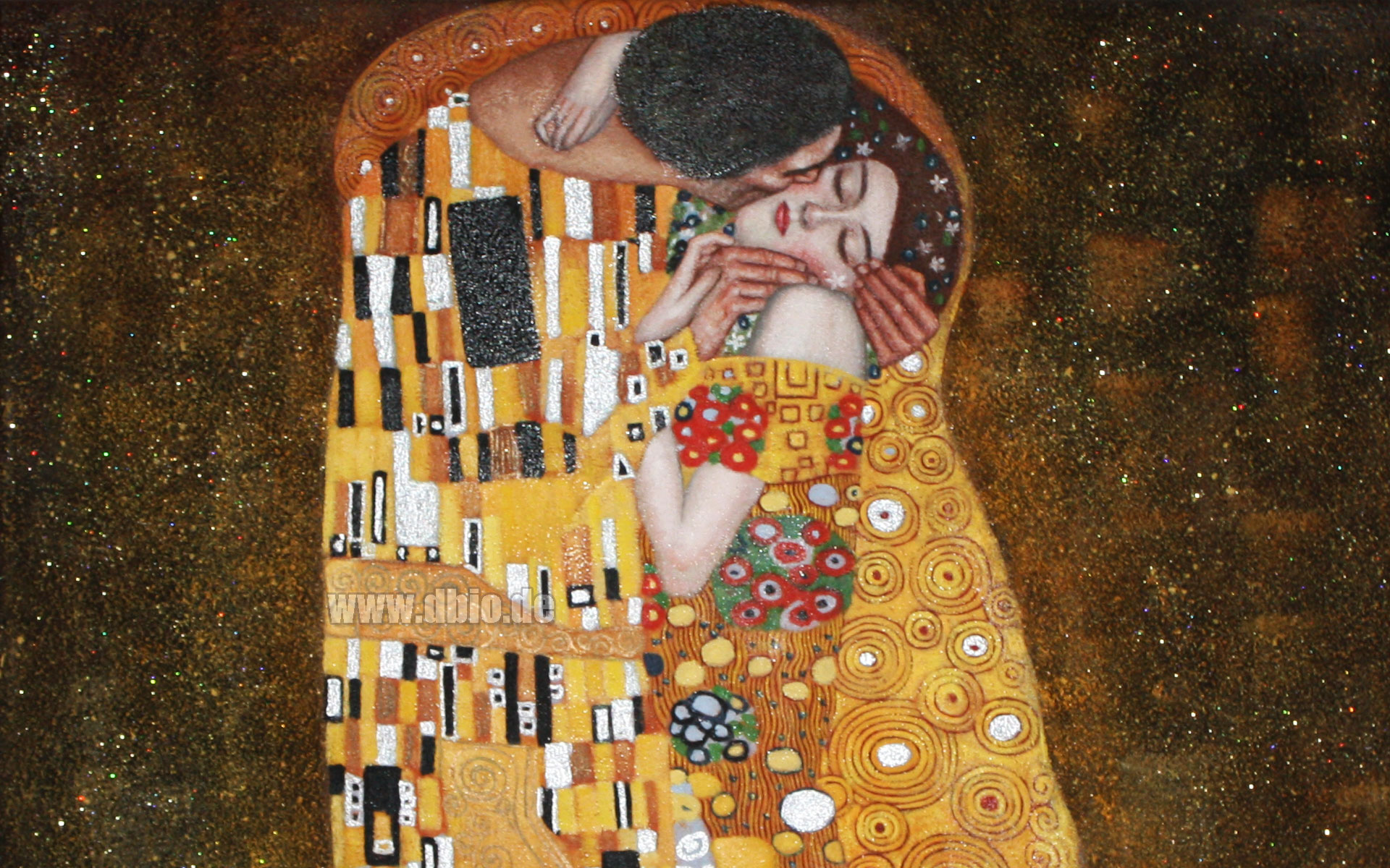 Gustav Klimt Wallpaper   1920x1200