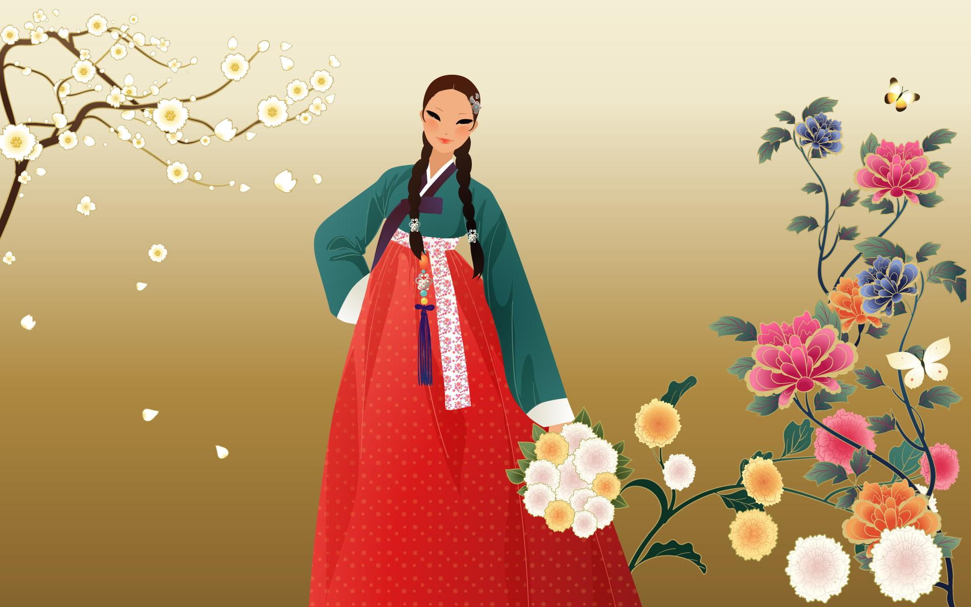 Korean Picture Wallpapers 004