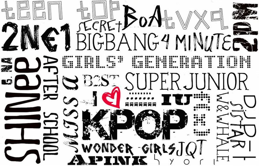 Wallpaper Tumblr Kpop