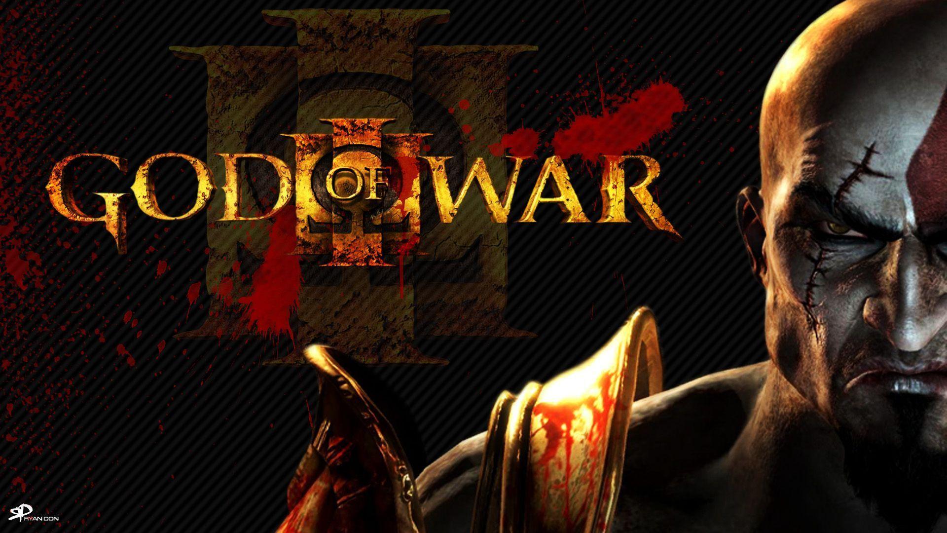 God Of War Kratos Vs Hercules Wallpaper God Of War Hd Wallpapers And