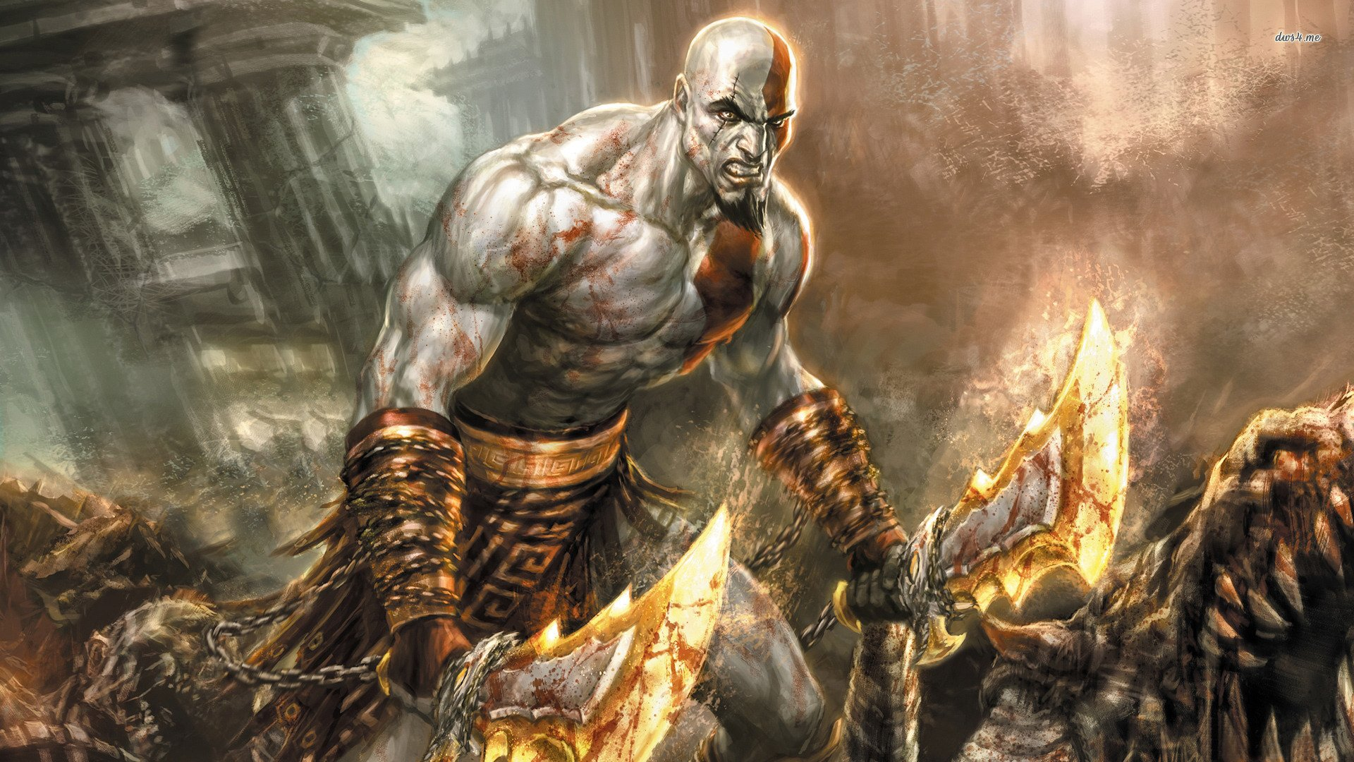 Kratos Wallpapers HD  Wallpaper  1920x1080